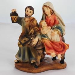 """Heilige Familie """"Die Flucht"""" 11 cm"""