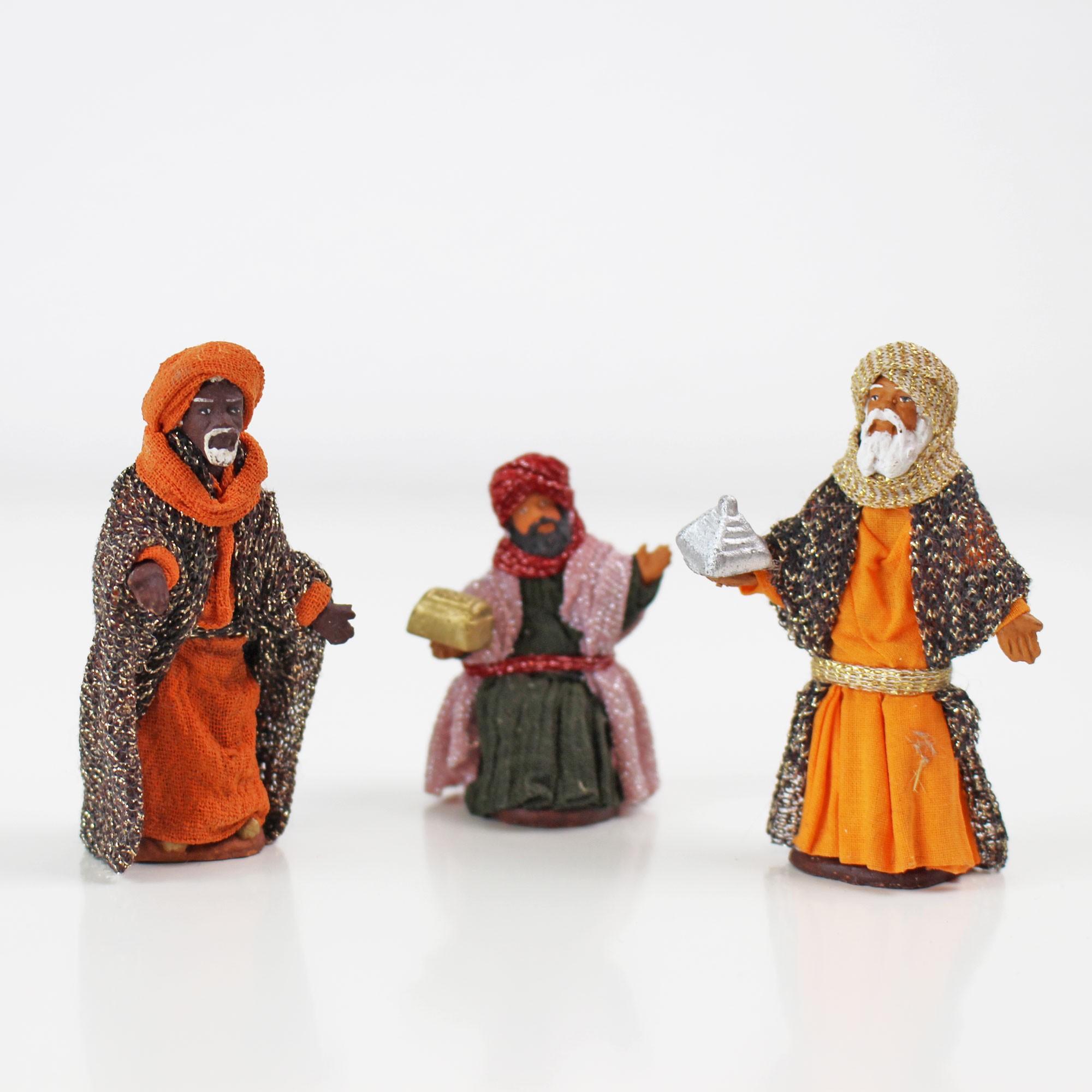 heilige drei könige 7 cm kaufen  krippenfiguren
