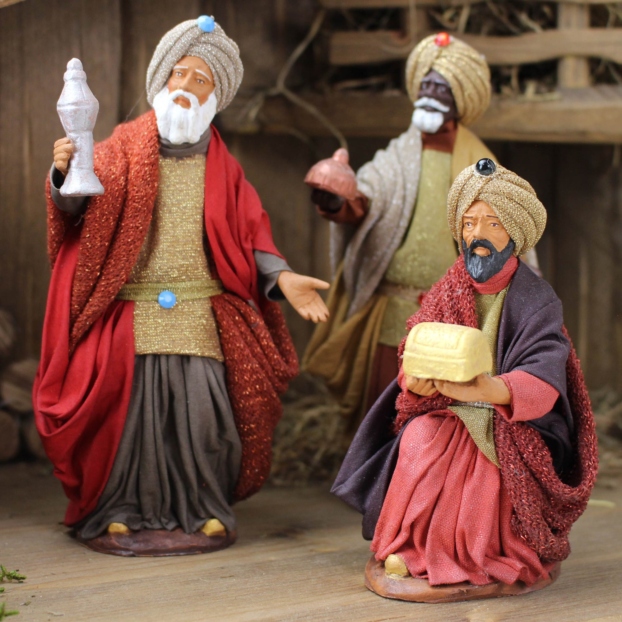 Drei Heilige Könige Namen