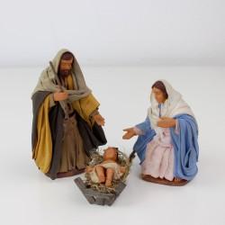 Heilige Familie 12 cm